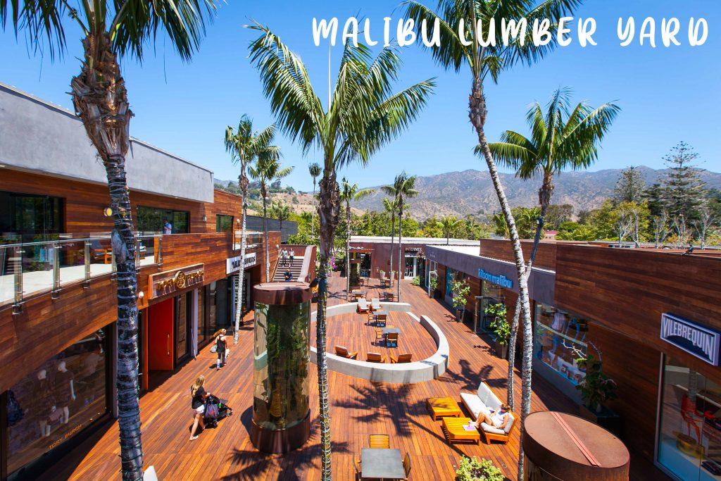Malibu Lumber Yard