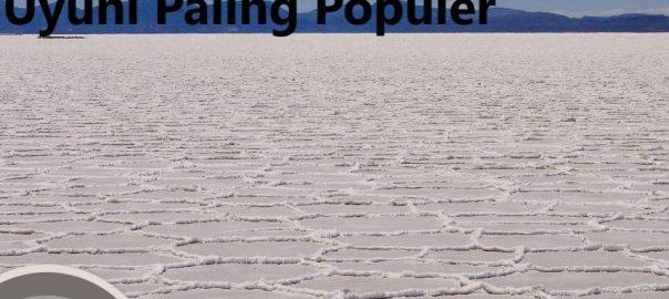 Spot Wisata Salar de Uyuni Paling Populer